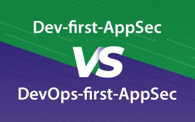 Dev-first-AppSec Vs DevOps-First-AppSec – is there a big difference?